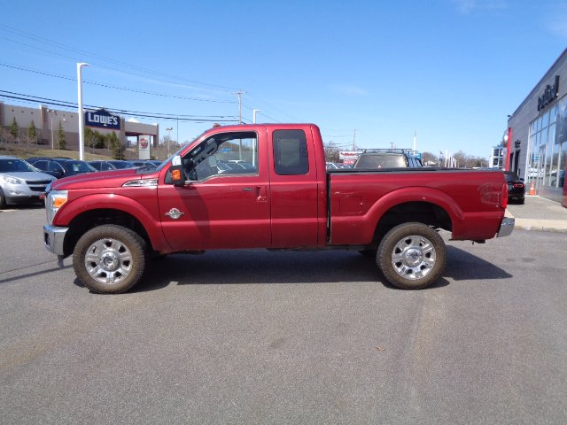 Pre-Owned 2015 Ford Super Duty F-250 SRW Lariat (AS-IS)