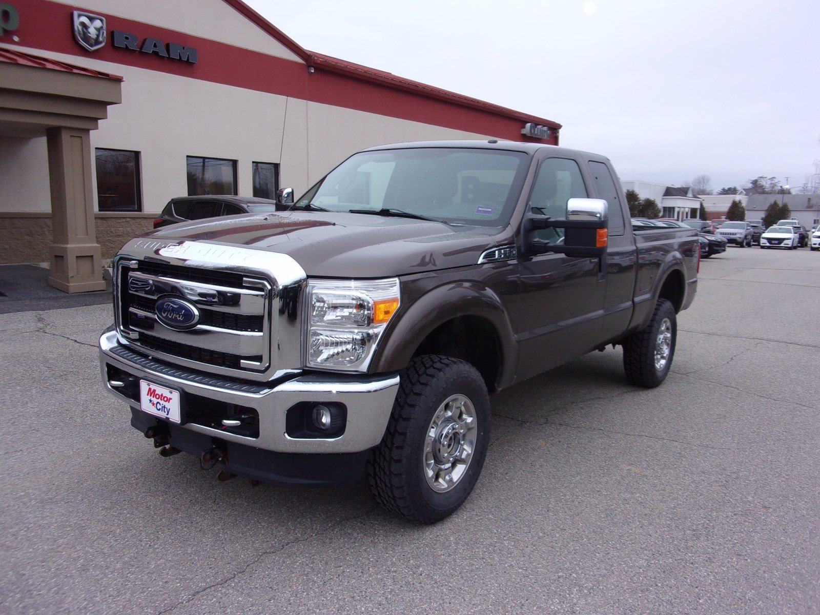 Pre-Owned 2016 Ford Super Duty F-350 SRW XLT