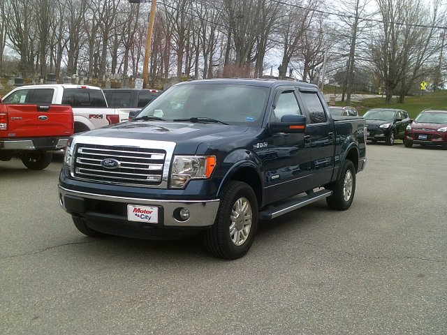Pre Owned 2013 Ford F 150 4wd