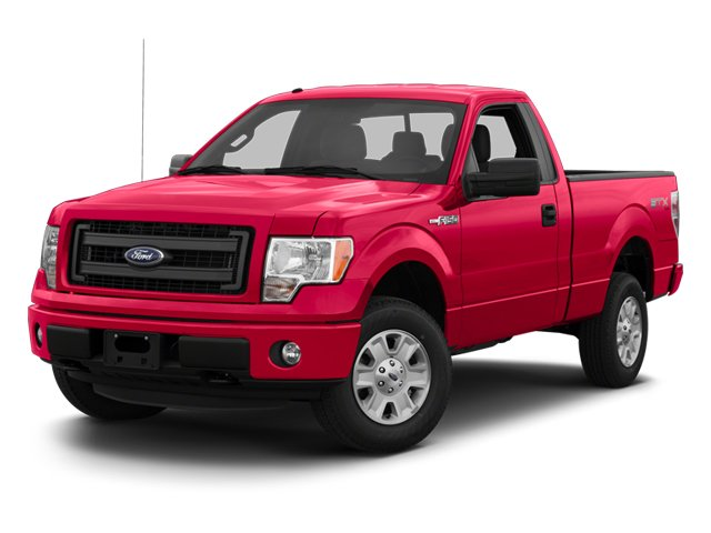 Pre-Owned 2013 Ford F-150 STX