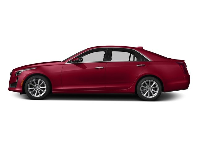 Pre-Owned 2017 Cadillac CTS Sedan Premium Luxury AWD