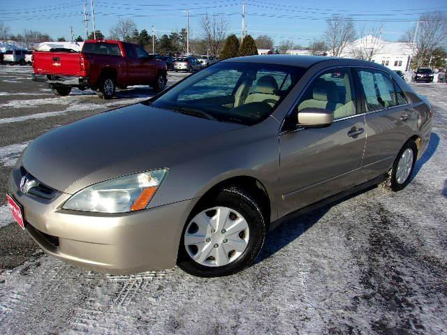 Pre-Owned 2004 Honda Accord Sdn LX