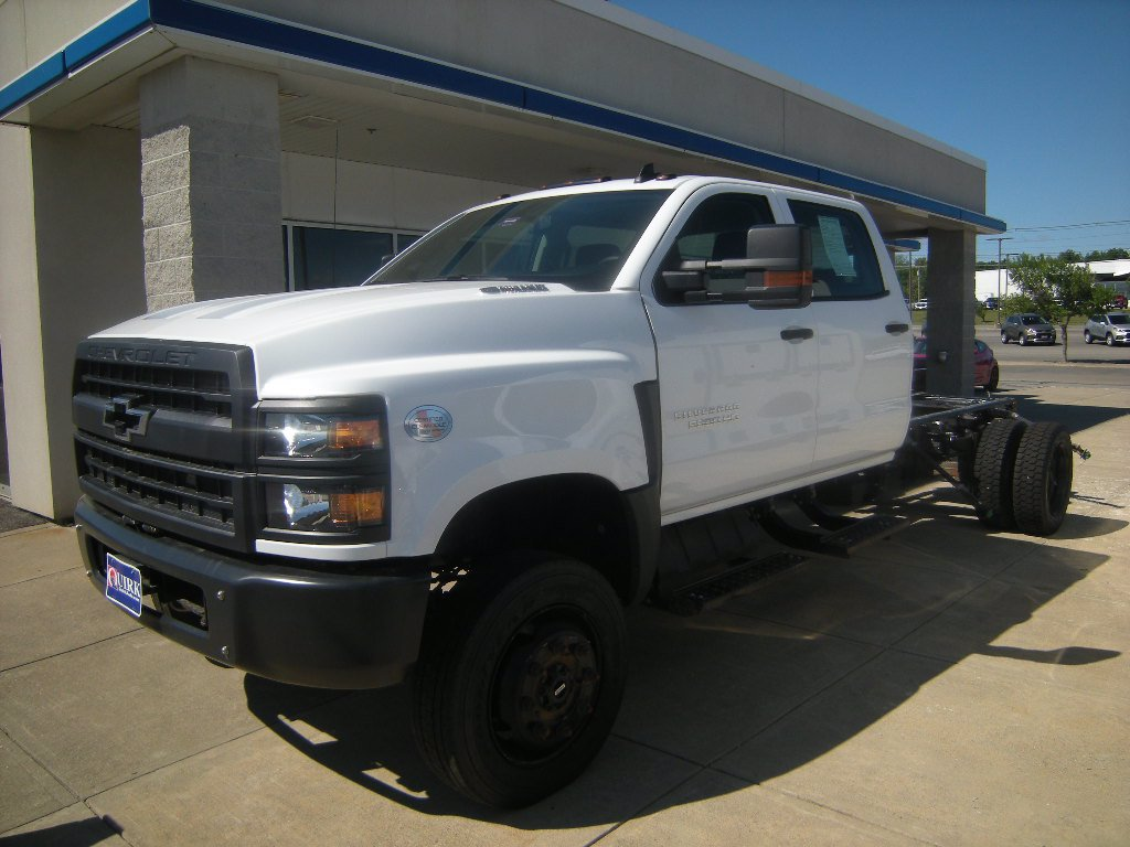 Pre-Owned 2019 Chevrolet Silverado MD Work Truck