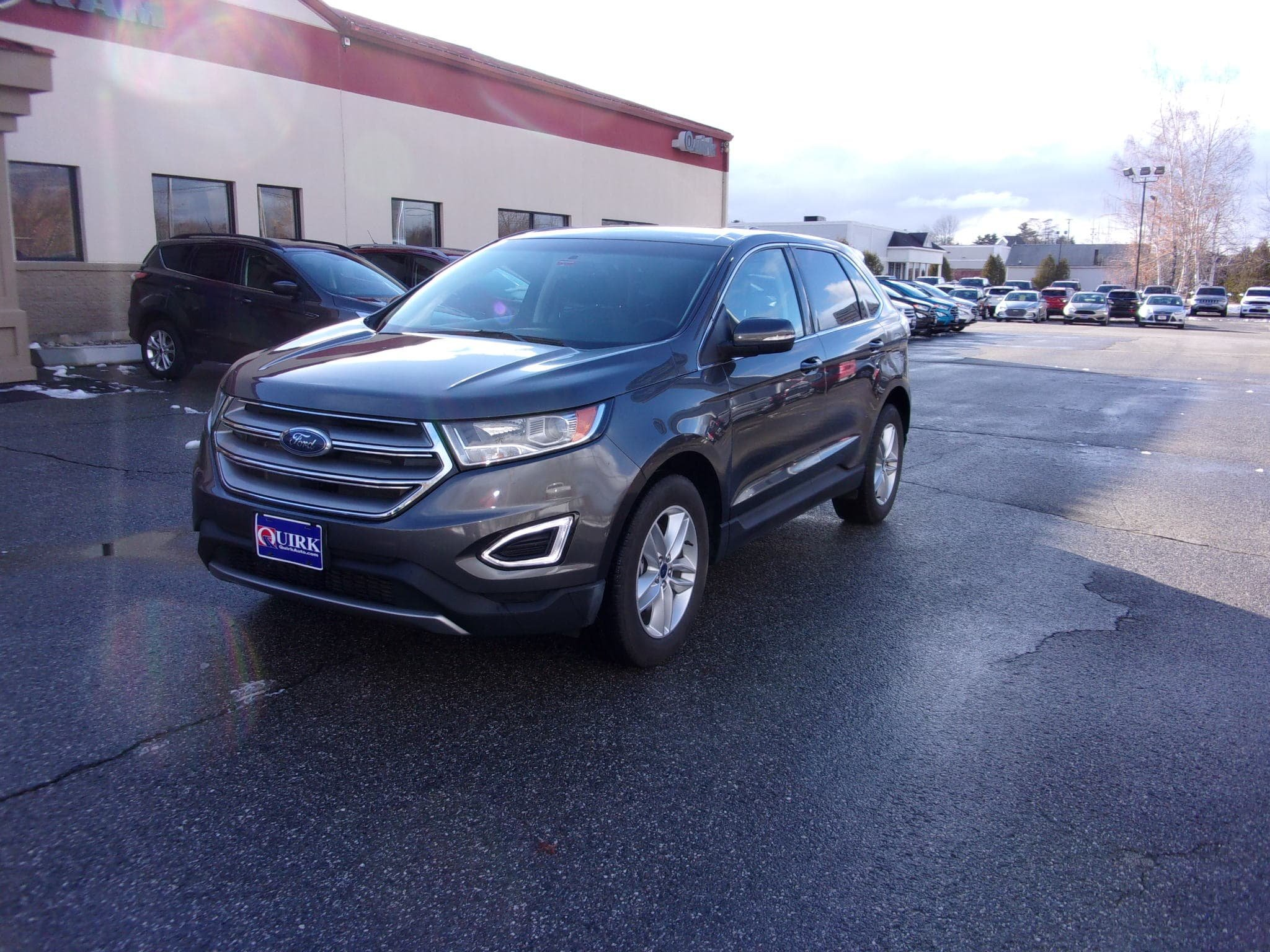 Pre Owned 2016 Ford Edge Sel