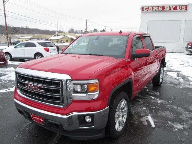 Pre Owned 2014 Gmc Sierra 1500 Sle Crew Cab Pickup In Bangor