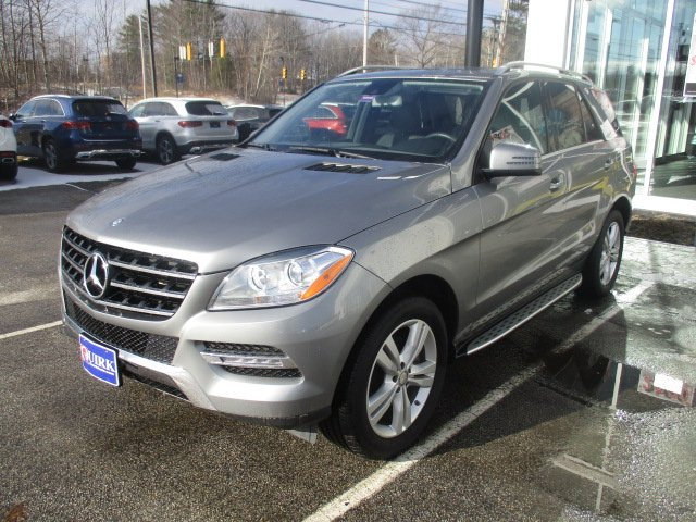 Pre-Owned 2015 Mercedes-Benz ML 250 BlueTEC