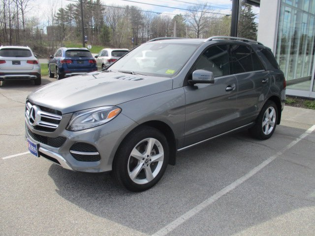 Pre-Owned 2018 Mercedes-Benz GLE 350 4MATIC