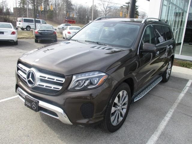 Pre-Owned 2017 Mercedes-Benz GLS 450 4MATIC