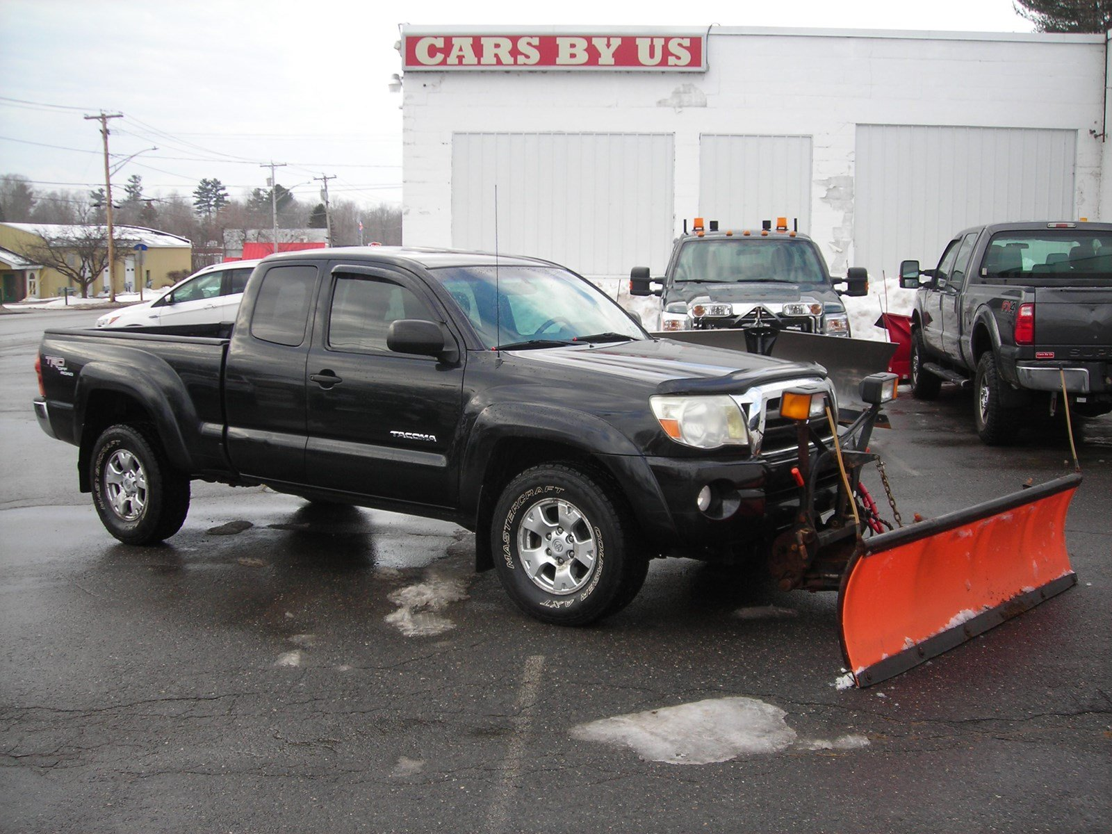 Pre-Owned 2008 Toyota Tacoma ACC CAB 4WD V6 AT