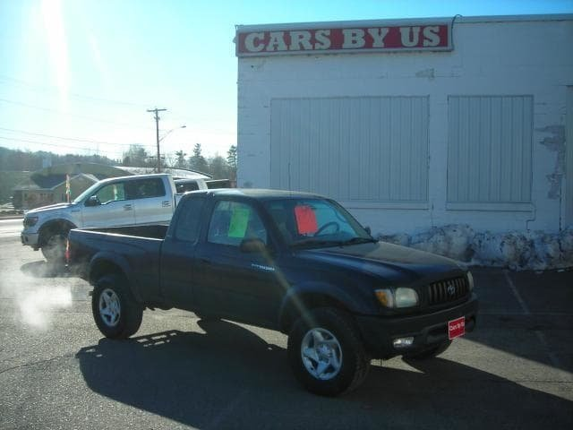 Pre-Owned 2003 Toyota Tacoma XTR CAB 4WD AT