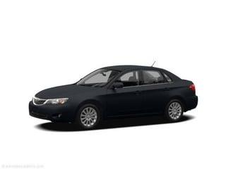 Pre-Owned 2009 Subaru Impreza Sedan i