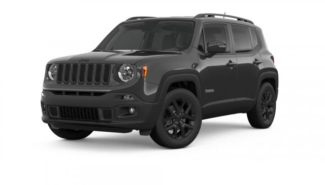 New 2018 Jeep Renegade Altitude Sport Utility In Bangor Jp3475