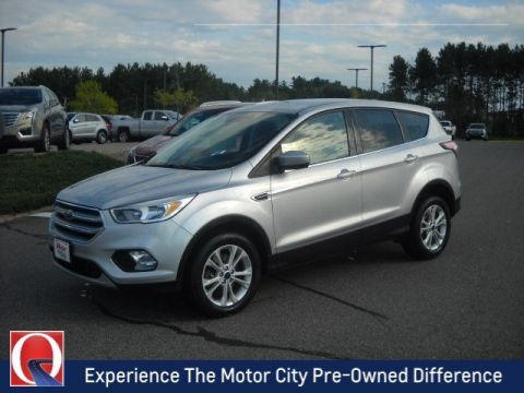 Pre-Owned 2017 Ford Escape SE