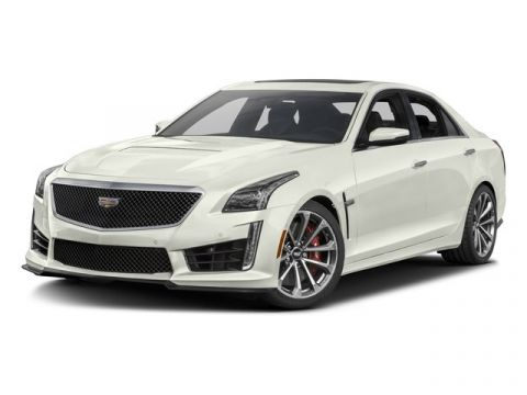 Pre-Owned 2016 Cadillac CTS-V Sedan