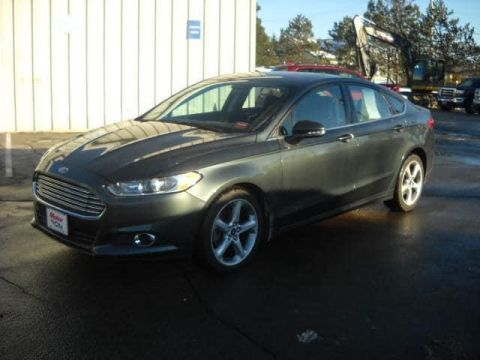 Pre-Owned 2015 Ford Fusion SE