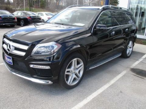 Pre-Owned 2014 Mercedes-Benz GL 550 4MATIC