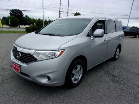 Pre-Owned 2012 Nissan Quest S