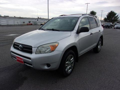 Pre-Owned 2007 Toyota RAV4 4DR 4WD 4CYL