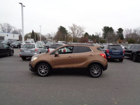 Pre-Owned 2016 Buick Encore Sport Touring
