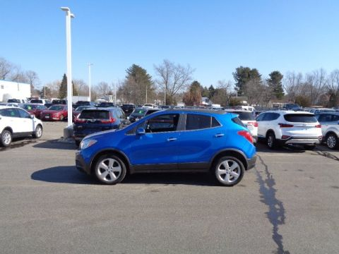 Pre-Owned 2016 Buick Encore 4DR AWD